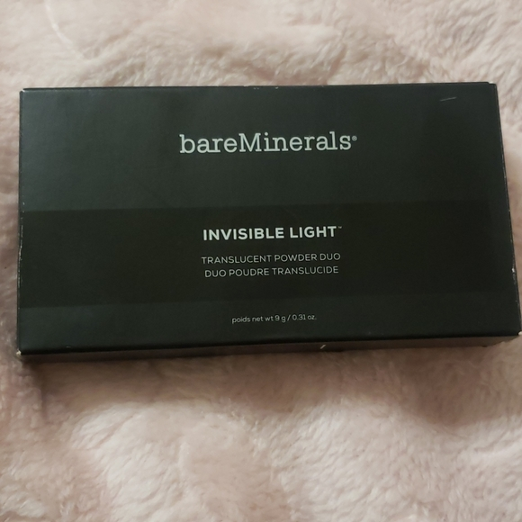 bareMinerals Other - Bareminerals Invisible light duo